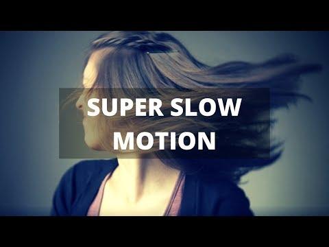 EFEKT SUPER SLOW MOTION w DARMOWYM programie!