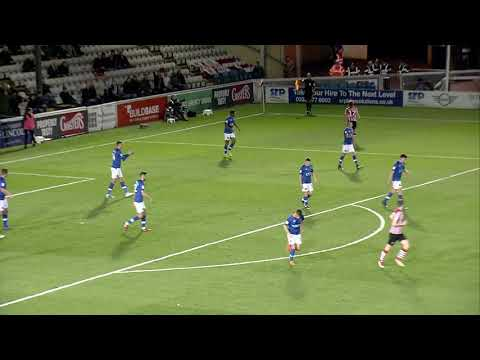 Lincoln City 2 - 2 Carlisle United - match highlights