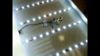 Светодиодный светильник ВАРТОН(Светодиодный светильник ВАРТОН офисный накладной V-01-H70-036-6500K с рассеивателем опал предназначен для обычных..., 2014-06-06T11:38:33.000Z)