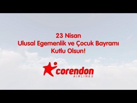 Minik Corendonlular 23 Nisan Ulusal Egemenlik ve Çocuk Bayram filmimize böyle hazrland!