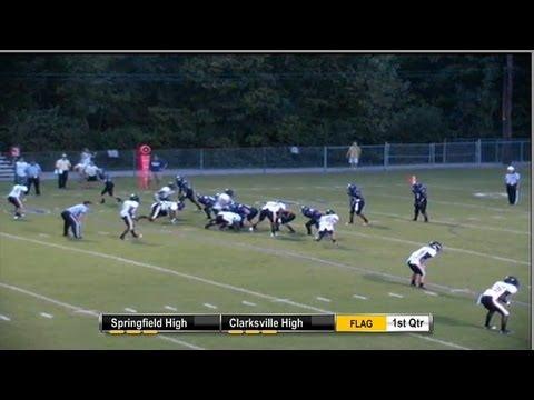 Clarksville High School vs. Springfield High School