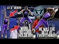 What Happened To The NFL Combine King Byron Jones??? HE BROKE A WORLD RECORD!!!