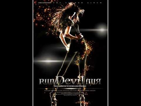 [Audio] Run Devil Run - SNSD(Girls' Generation)