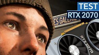 Nvidia Geforce RTX 2070 im Test - Lohnt sich das günstigste Turing-Modell?