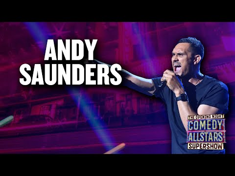 Andy Saunders - 2017 Opening Night Comedy Allstars Supershow