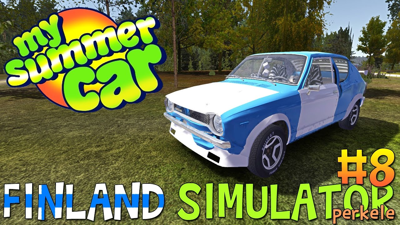 My Summer Car Car Fully Tuned Complete Car My Summer Car