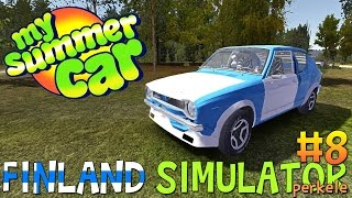 My Summer Car - CAR FULLY TUNED! COMPLETE CAR! - My Summer Car Gameplay | Early Access