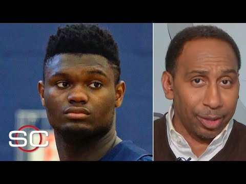 Zion's health with Duke and the Pelicans is a cause for concern - Stephen A. | SportsCenter thumbnail
