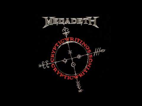 Megadeth - Trust (Lyrics in description)