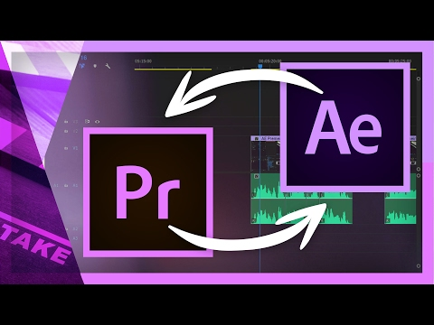 Adobe Premiere Pro and After Effects workflow: Dynamic Link | Cinecom.net