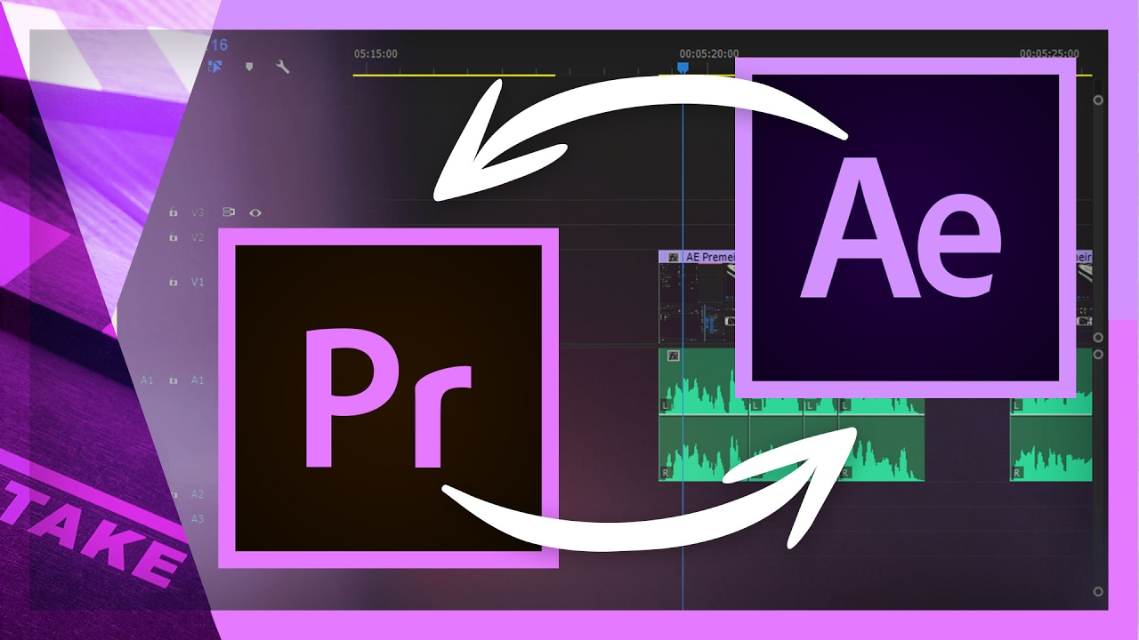 Adobe Premiere Pro and After Effects workflow: Dynamic Link | Cinecom net