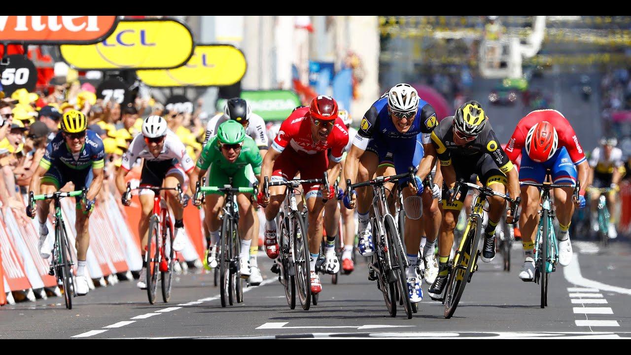 Tour De France 2016 Stage 4 Youtube