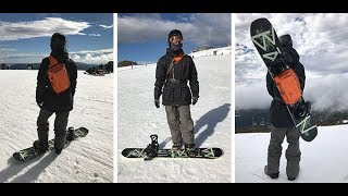 Feather Rider:The First Multi-Functional Snowboard Sling Bag