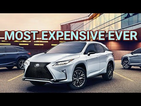 Download Youtube: 2017 Lexus RX450h Full Review Luxury Performance Tech Most Expensive RX