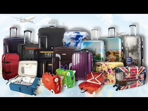 Дорожные чемоданы в интернет-магазин Travel Secrets