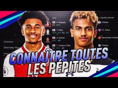 FIFA 19 | CONNAITRE TOUTES LES PÉPITES !