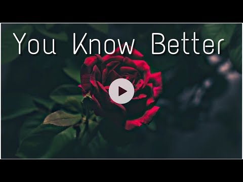 #76 🥀 You Know Better - Mike Marq Ft. Jinx Jade