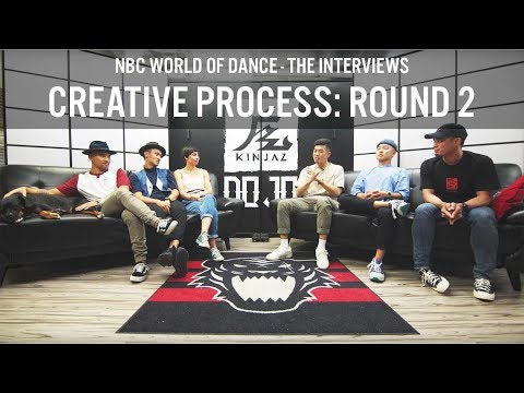 "NBC World of Dance - The Interviews Ep. 3 ""Creative Process: Round 2"""