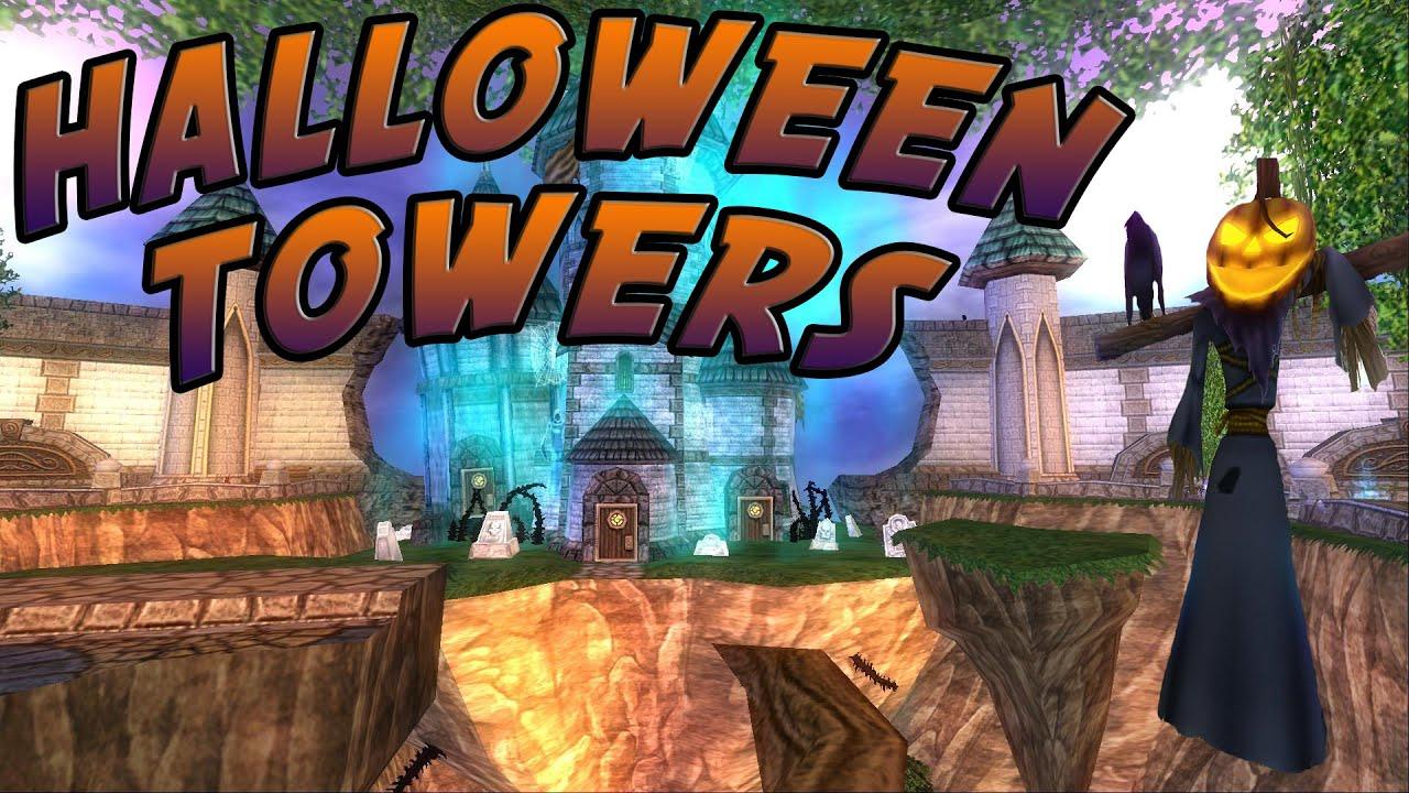 Halloween Wizard101 Youtube