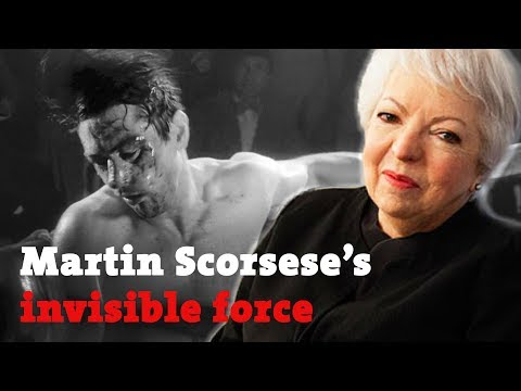 Martin Scorsese's invisible force: Thelma Schoonmaker