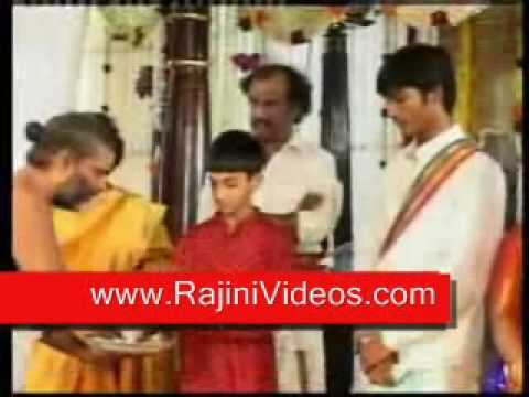 Rajinikanth Aishwarya & Danush Wedding Full Coverage Video Part 1