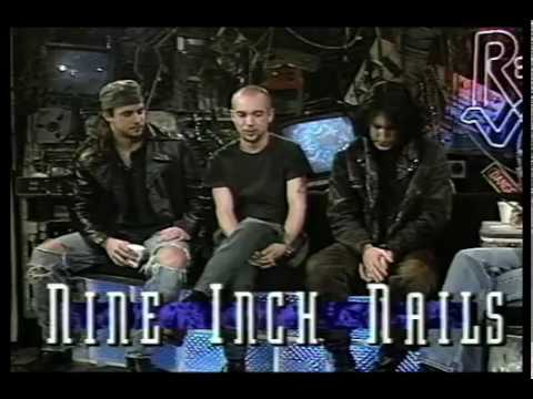 Nine Inch Nails Interview 1992 (1-4)
