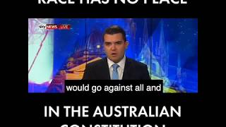Mulholland: Race Has No Place In Australian Constitution