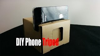 Diy Phone/ Tablet Tripod