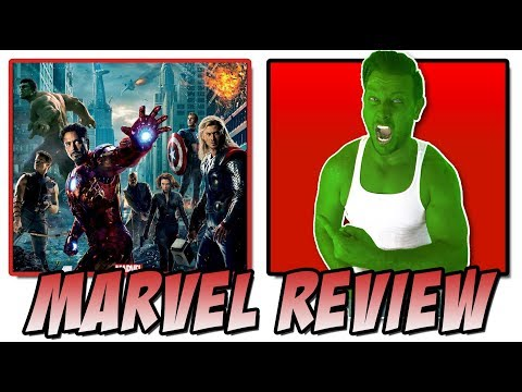 The Avengers (2012) - Movie Review (Journey to Marvel
