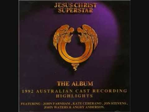 Overture - Jesus Christ Superstar Australian Cast Recording - 1992
