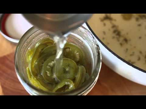 Pickled Jalapeno Rings - Make Your Own Pickled Jalapeno Peppers