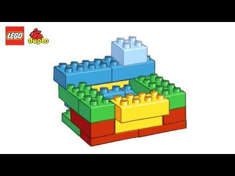 Building Lego Duplo 5506 1824 Youtube