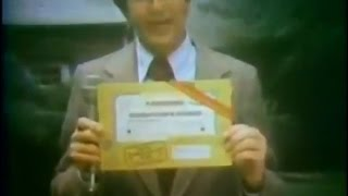 Publishers Clearing House '$125k Winners' Commercial (1977)