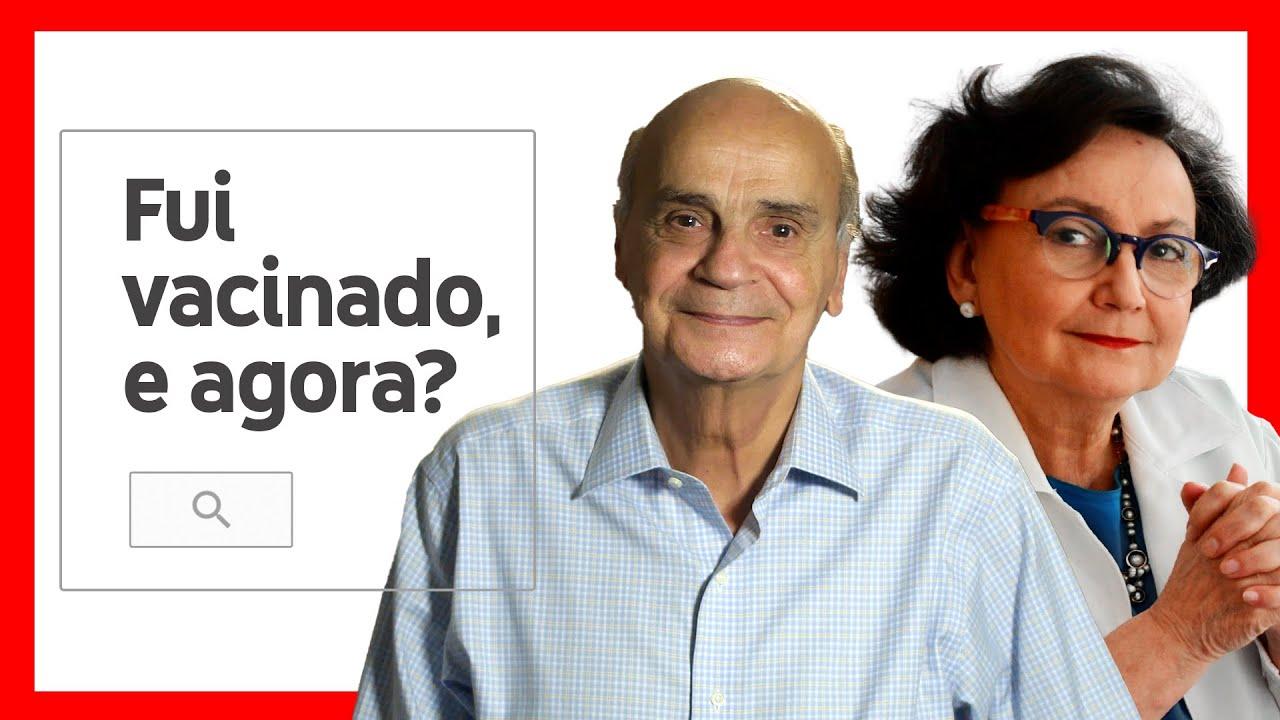 Quais os cuidados após a vacinação com Drauzio Varella e Dra. Margareth Dalcolmo | #ConheçaOsFatos