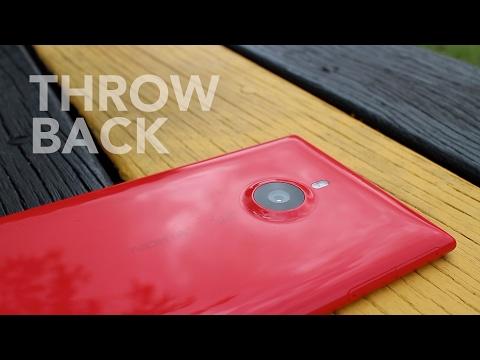 Nokia Lumia 1520 Throwback: Still Going Strong