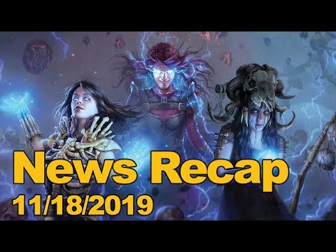 MMOs.com Weekly News Recap #221 November 18, 2019