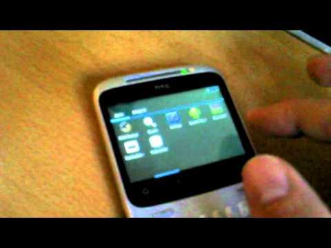 ICS on HTC Chacha (HTC Status)
