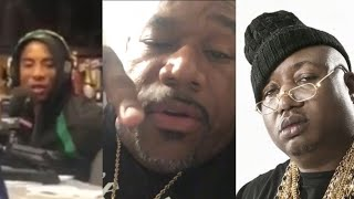 The Breakfast Club Reacts To Wack100 Dissing E40