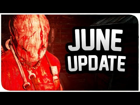 Dead By Daylight New June Update! - New Item Shop, New Killer/Survivor, and much more!