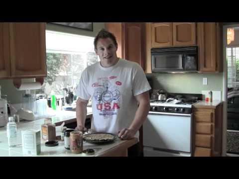 Egg White Oatmeal Pancake(2/2)