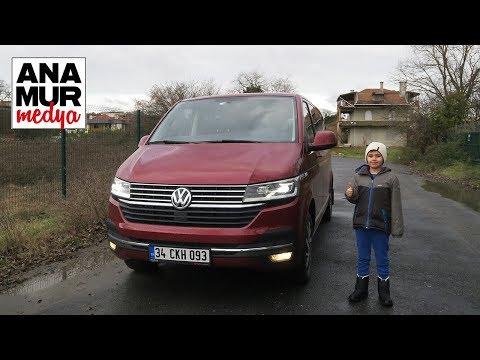 Volkswagen Caravelle 6.1 2020 Baba Oğul Test