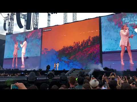 Beyonce Jay Z Part 2 On The Run 2 - Glasgow 09/06/2018