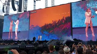 beyonce jay z part 2 on the run 2 glasgow 09062018