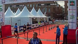 Marathon Toulouse Metropole - Chrono-Course