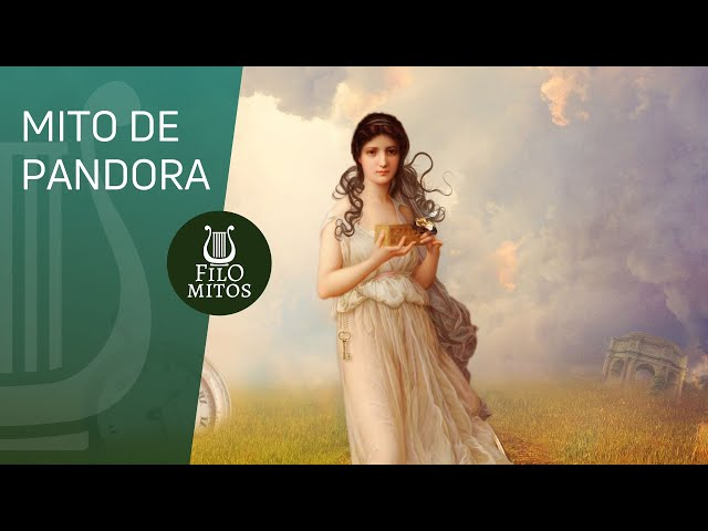 Mito de Pandora - FiloMitos