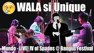 IV of Spades - Mundo (NO UNIQUE) - Live! Bangus Festival 2018