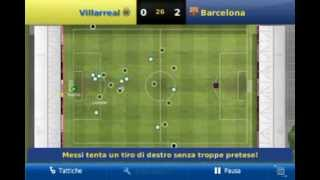 Football Manager Handheld 2013  -  PSP gameplay