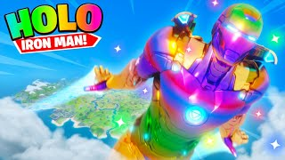 HOLO IRON MAN in Fortnite