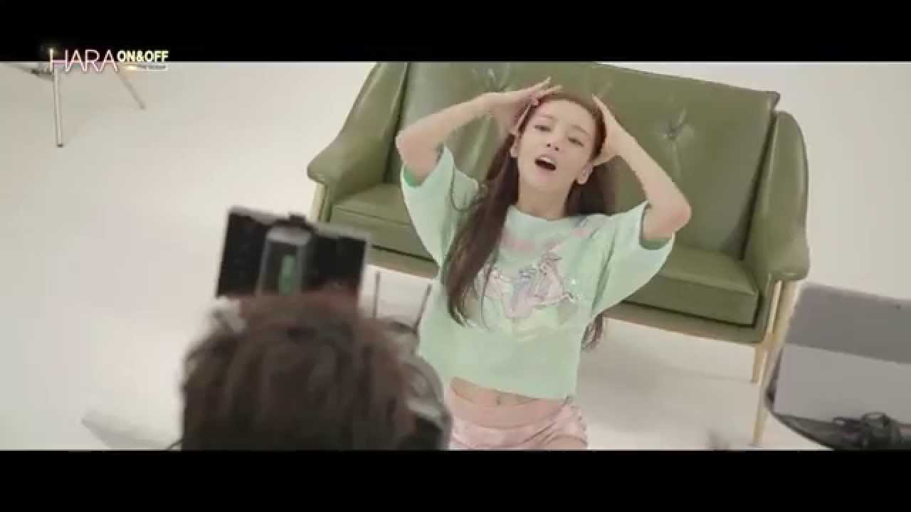 HARA ON&OFF Ep.2 Preview(Coming Up 2015.1.12.)