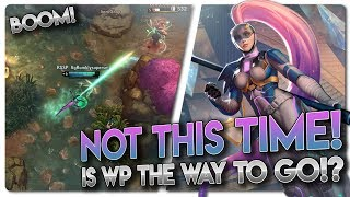 IS WP KINETIC BETTER!? Vainglory 5v5 Gameplay - Kinetic |WP| Bot Lane Gameplay